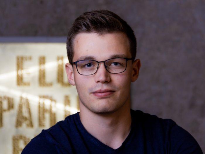 Daniel Tamm. Foto: Joakim Klementi