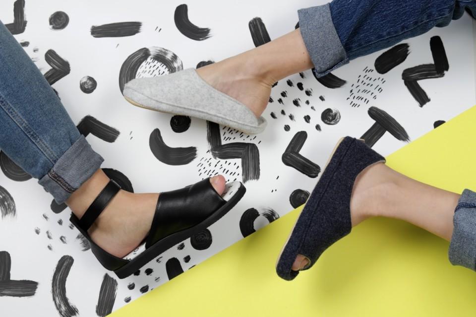 TOKU sandaalid ja sussid. Foto: press