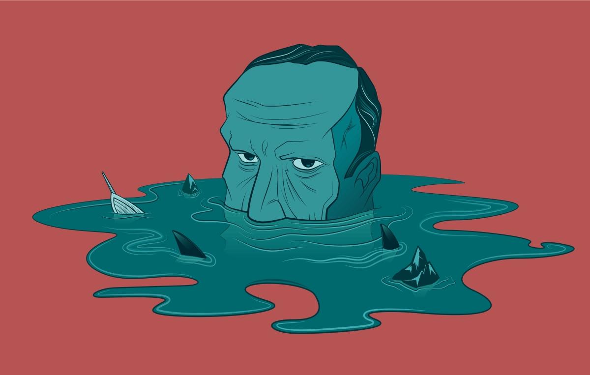 Illustratsioon Tayyip Erdoğanist: Mehmet Emir Uslu