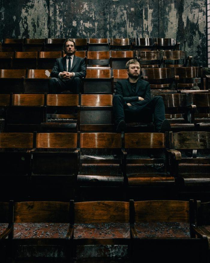 Juhan Ulfsak ja Lauri Lagle. Foto: Aleksander Kelpman