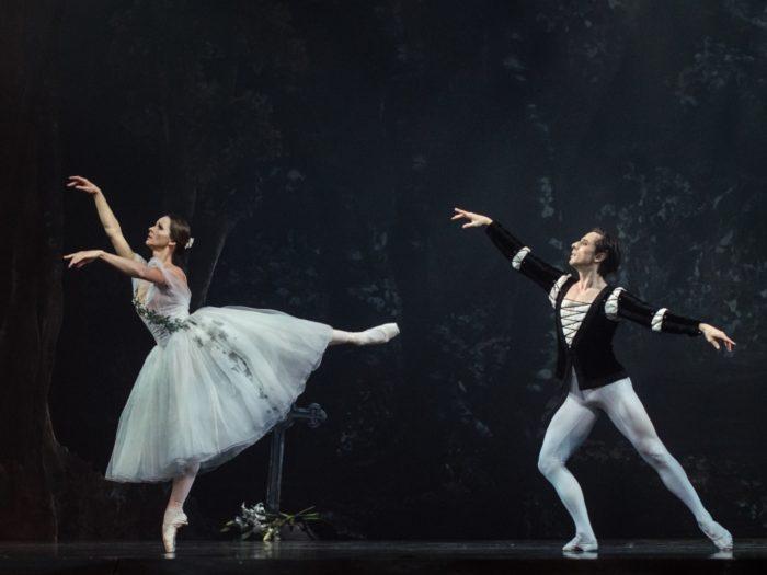 """Adolphe Adami ballett """"Giselle"""" Rahvusooperis Estonia. Foto: Harri Rospu"""