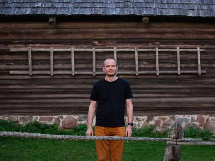 Jüri Kolk. Foto: Kris Moor