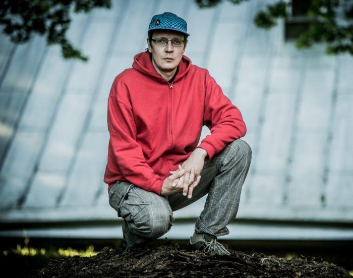 Janno Zõbin. Foto: Gabriela Liivamägi