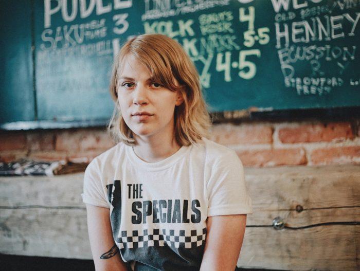 Johanna Tenso. Foto: Ken Mürk