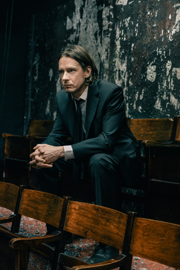 Juhan Ulfsak. Foto: Aleksander Kelpman