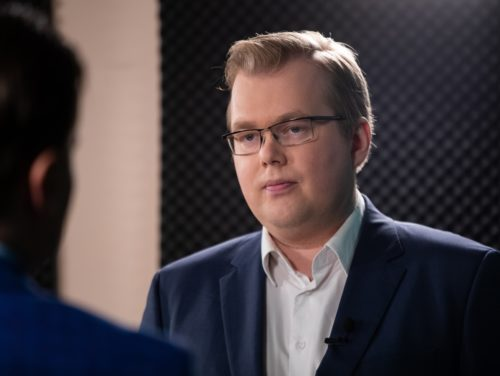 Kaspar Oja. Foto: Mihkel Maripuu / Postimees / Scanpix