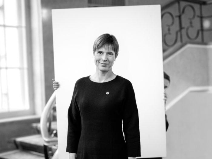 Kersti Kaljulaid. Foto: Renee Altrov