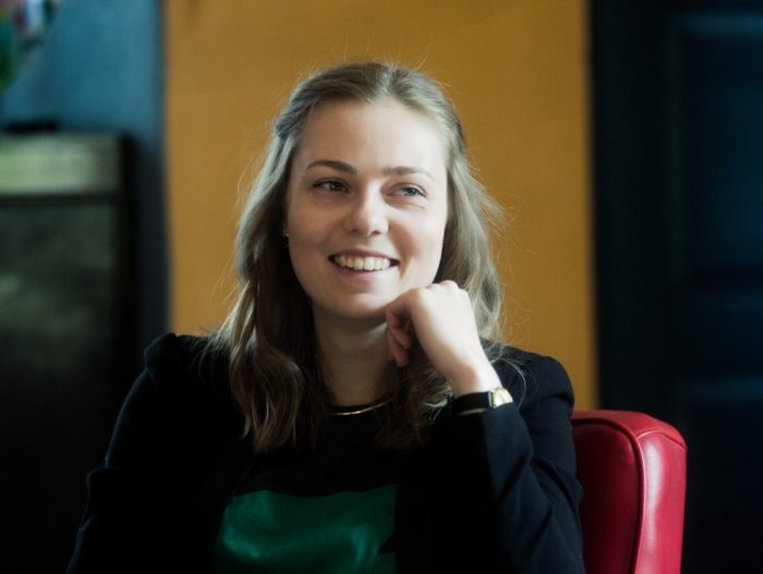 Laura Oro. Foto: Gabriela Liivamägi