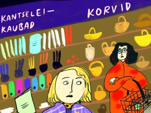 Illustratsioon: Liisa Kruusmägi