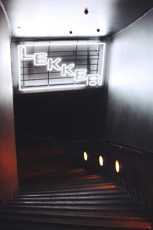 Sissepääs Lekkerisse. Foto: Sohvi Viik