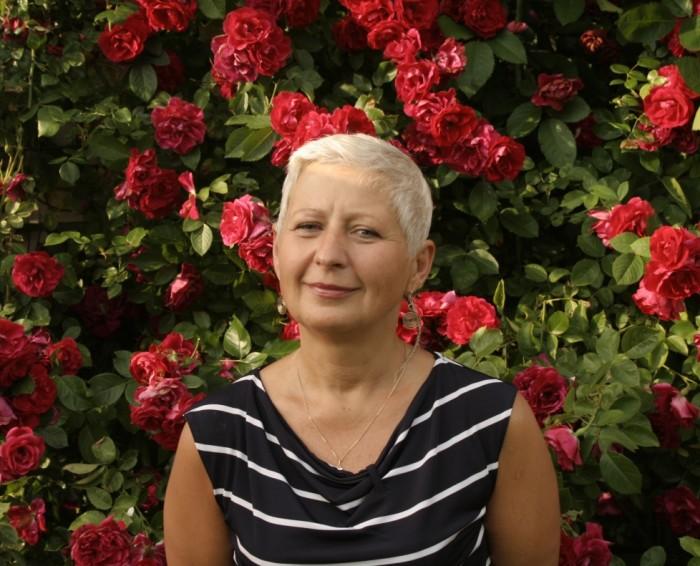 Algatuse ellukutsuja ja Pärnu Naiste Tugikeskuse juhatuse liige Margo Orupõld. Foto: erakogu