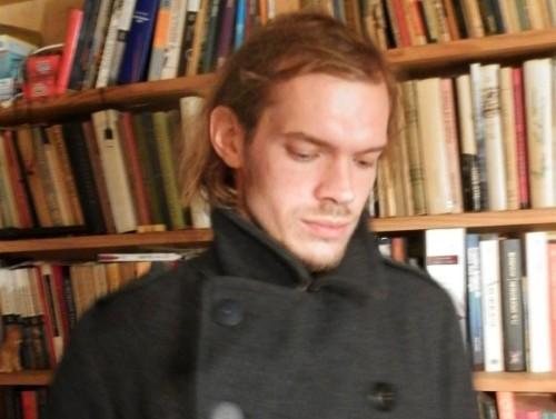 Martin Luiga. Foto: Linda-Mari Väli