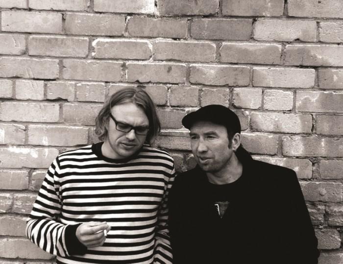 Marko Mäemets ja Freddy Grenzmann ehk Sex Kassetta. Foto: Oi
