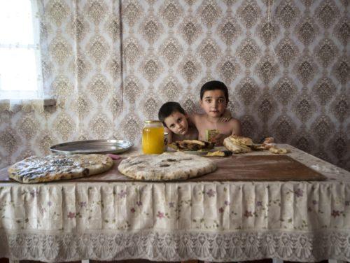 """Silvia Pärmann """" Riigid, mida pole olemas. Vennad. Lõuna-Osseetia"""" (2018)"""
