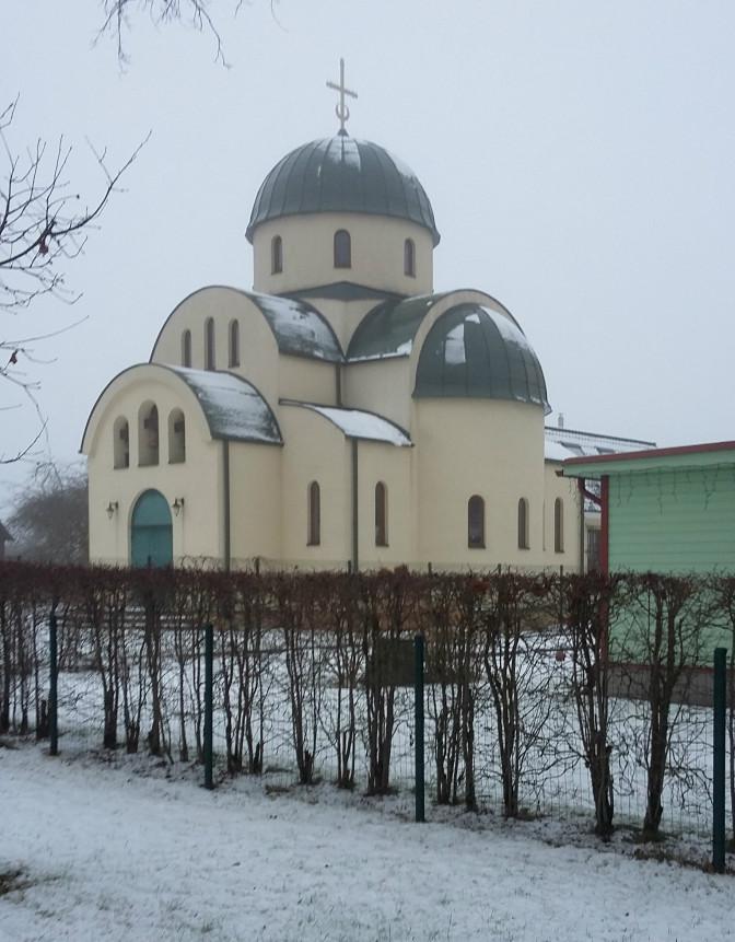 Türi kirik. Foto: Elsbeth Hanna Aarsalu