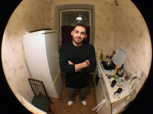 Tigran Gevorkjan. Foto: Kapatu