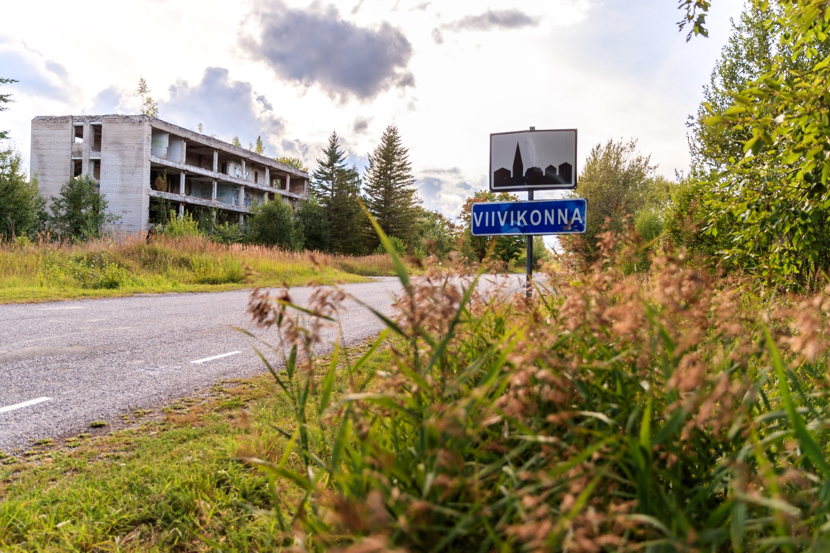 Viivikonna sissesõit. Foto: Erki Pärnaku / Õhtuleht / Scanpix