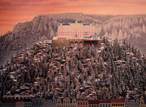 """Grand Budapest Hotel"""