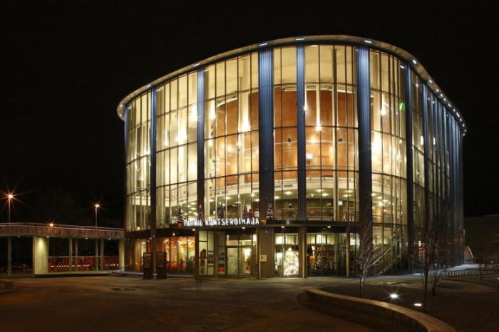 Pärnu Concert Hall. Photo: Visit Estonia