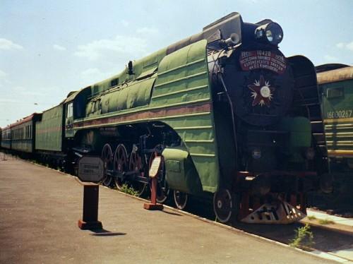 Nõukogude auruvedur. Foto: Volkov Vitaly (CC BY 1.0)
