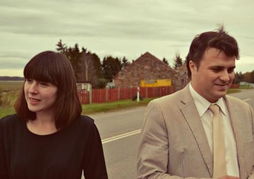 Olesja ja Dan Rotar. Foto: Daniil Green Regime