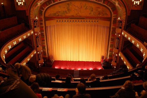 Pathé Tuschinski kinoteater. Foto: Fabio Bruna (Creative Commons)