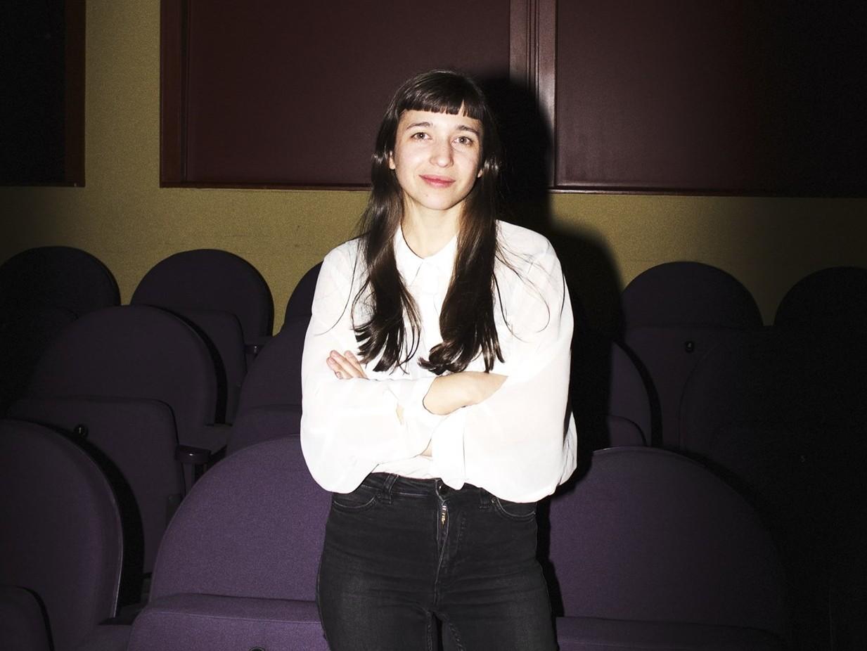 Paulita Pappel. Foto: Mara Lea Hohn