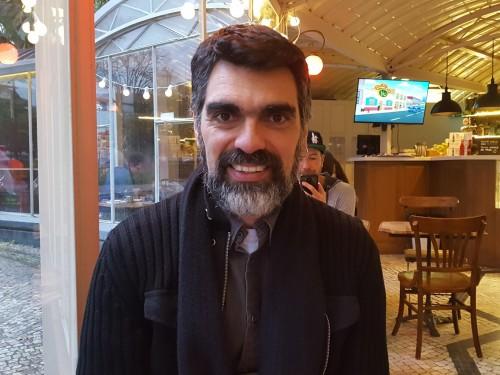 Pedro Serrazina. Foto: Terje Henk