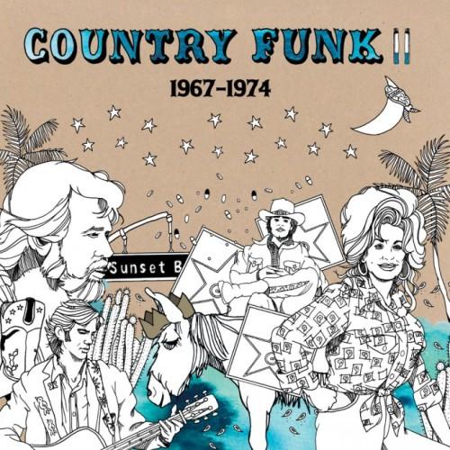 Plaadiarvustus_Various Artists_Country Funk II