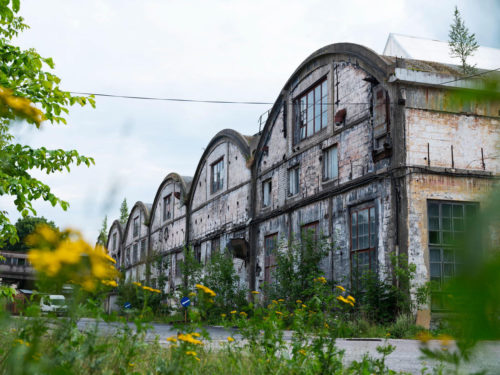 Endine kummitoodete tehas Põhjala Koplis. Foto: press