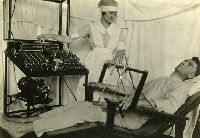 Pilt on illustreeriv. Foto: Otis Historical Archives National Museum of Health and Medicine (CC BY 2.0)
