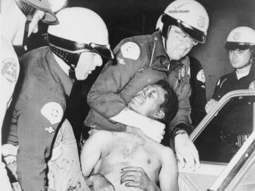 Politseivägivald