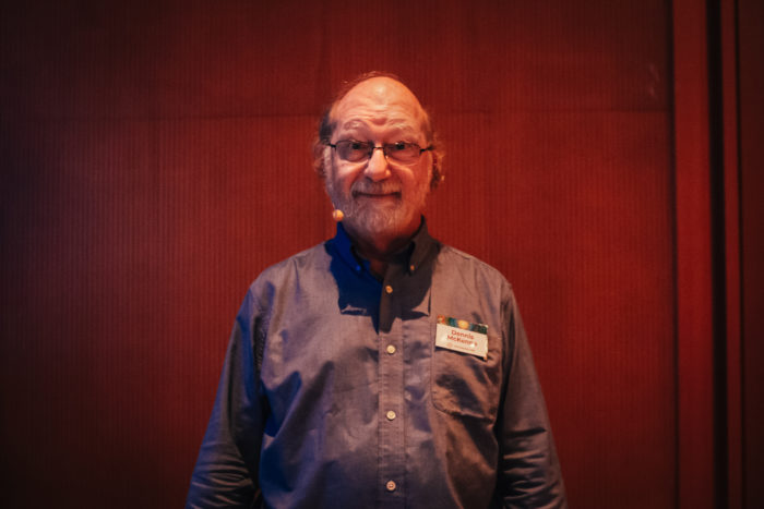 Üks väliskülalistest - Dennis McKenna.
