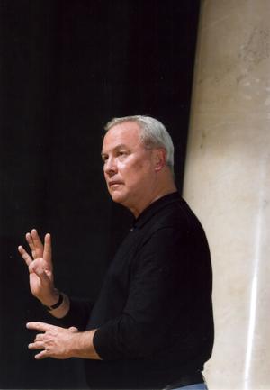 Robert Wilson. Foto: Lesley Leslie-Spinks (2007)
