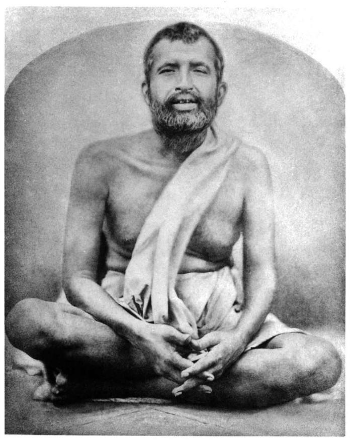Guru Ramakrishna (1836–86), kelle õpetused on mänginud olulist rolli India kultuurimudeli levitamisel Läänemaailmas. Foto: Wikipedia