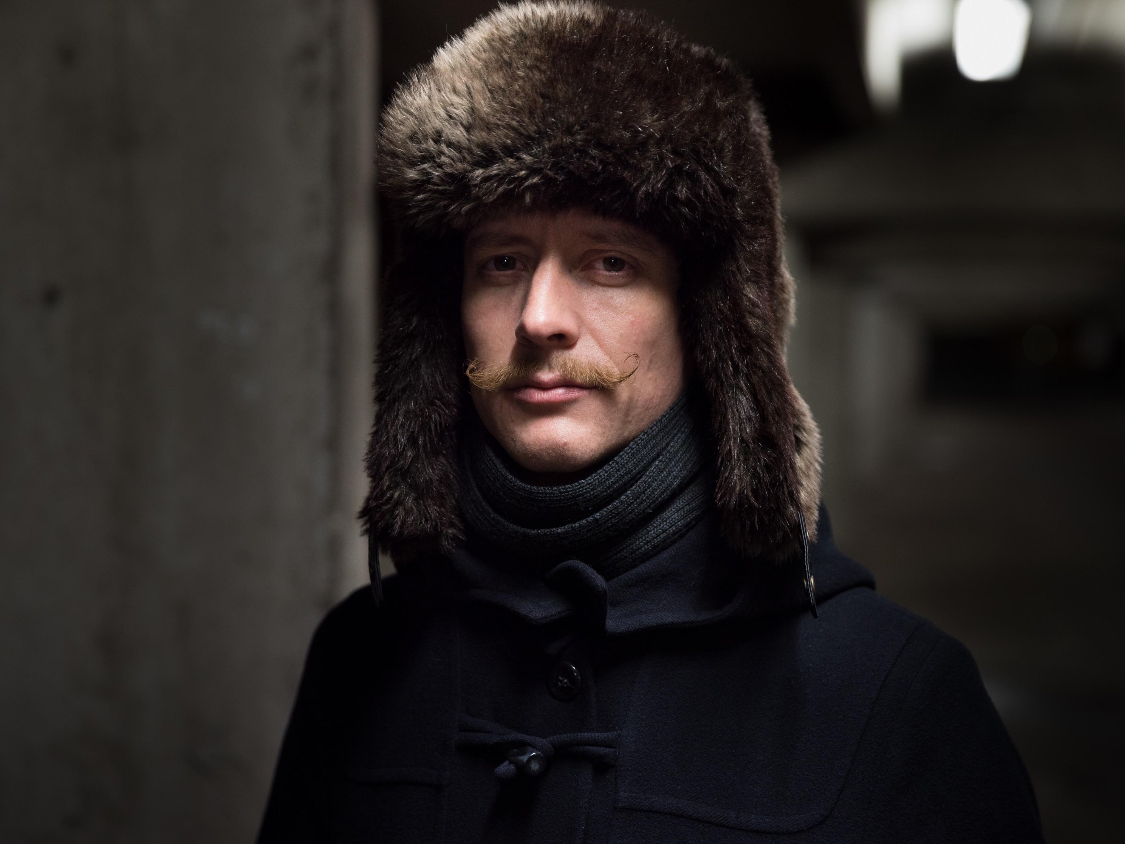 Rasmus Hedlund. Fotod: press