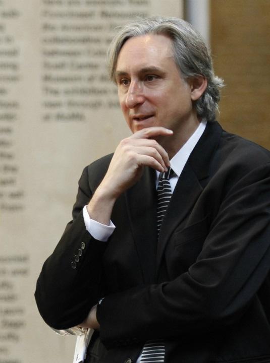 Prof Reinhold Martin