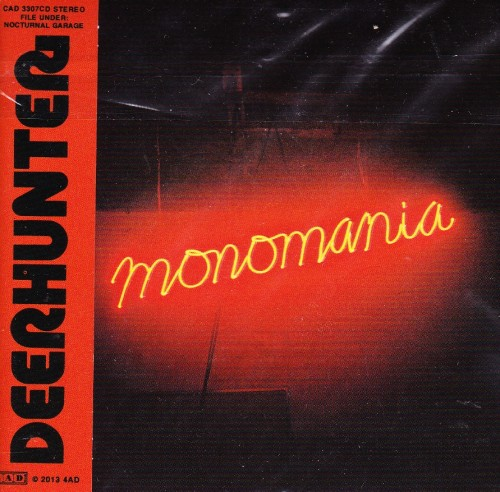Review: Deerhunter – Monomania