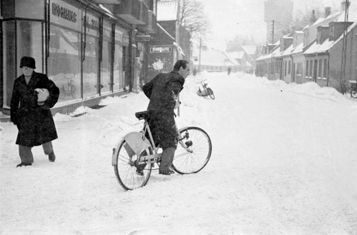 """Viking biking"" ehk rattasõit Taani moodi. Foto: Calville-Anderson (CC by 2.0)"