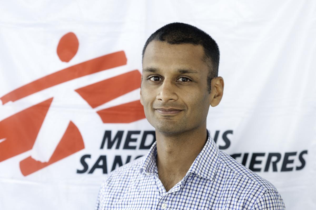 Rohit Malpani. Foto: Erakogu