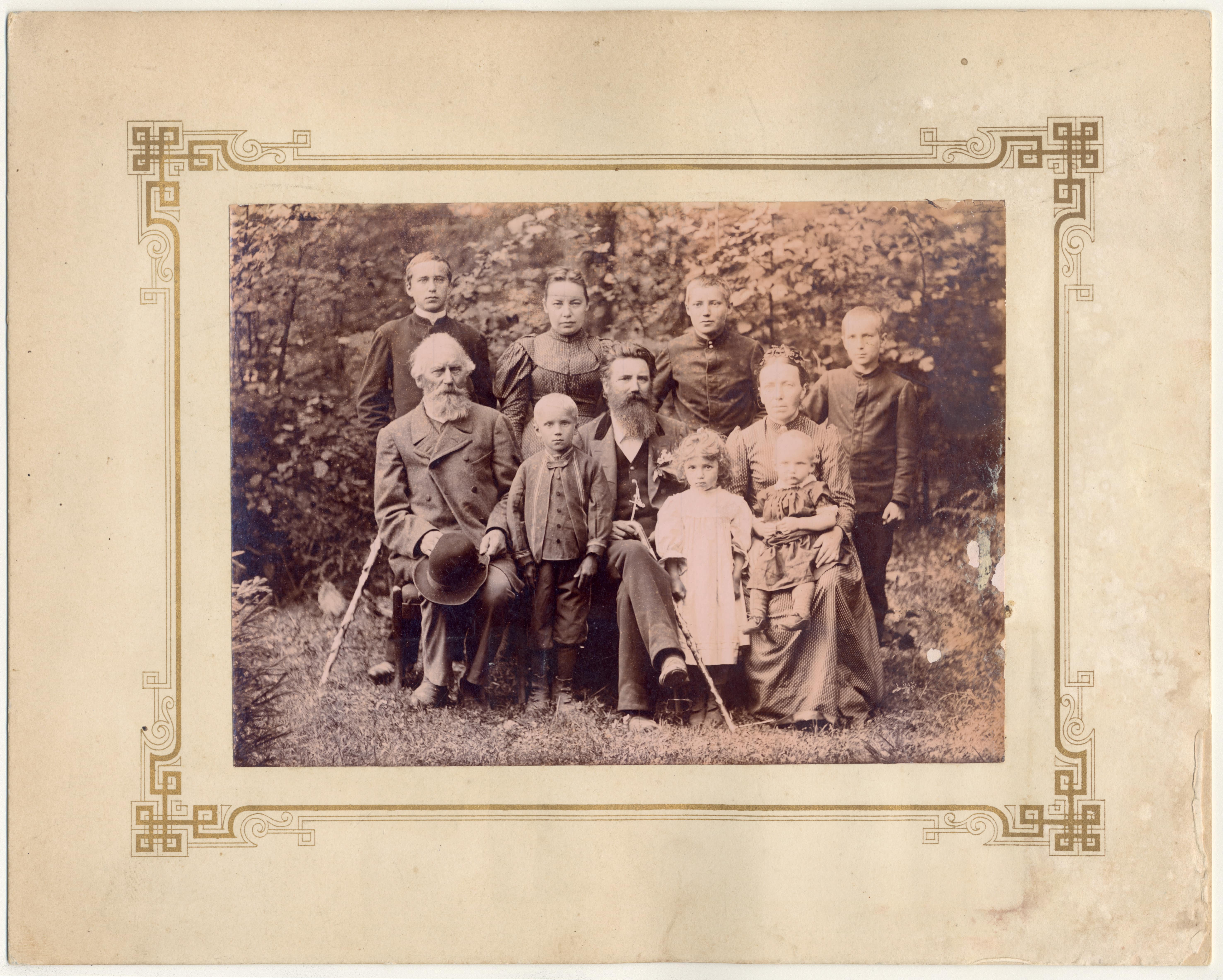 Rosmannide perekond. ERM Fk 16435