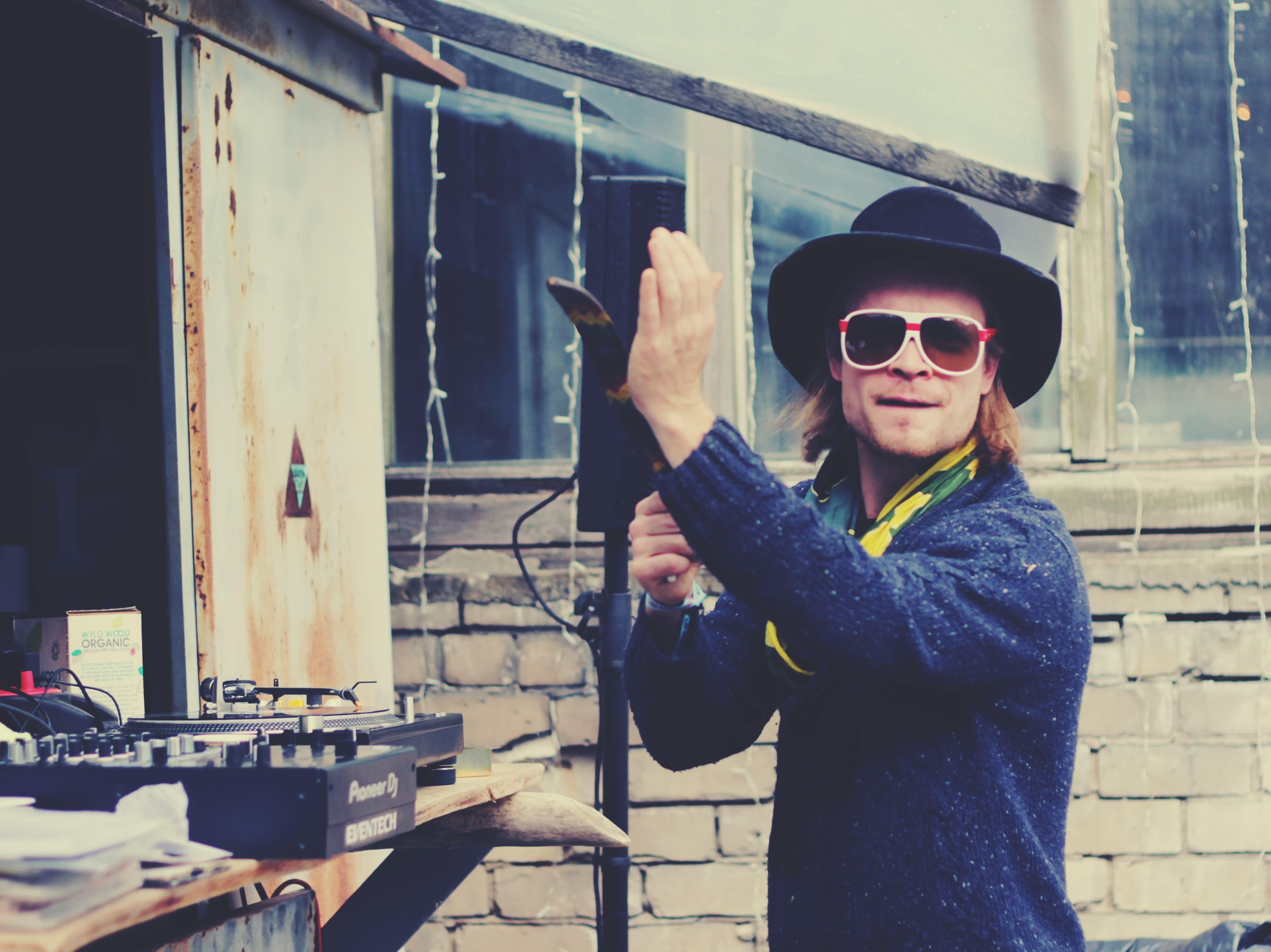 DJ Hannes Mets. Kõik fotod: Merli Antsmaa