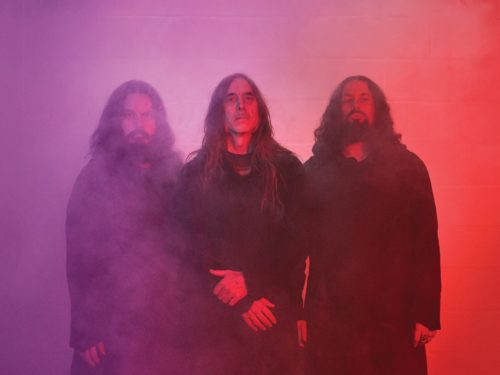 Sunn O))). Foto: Ronald Dick