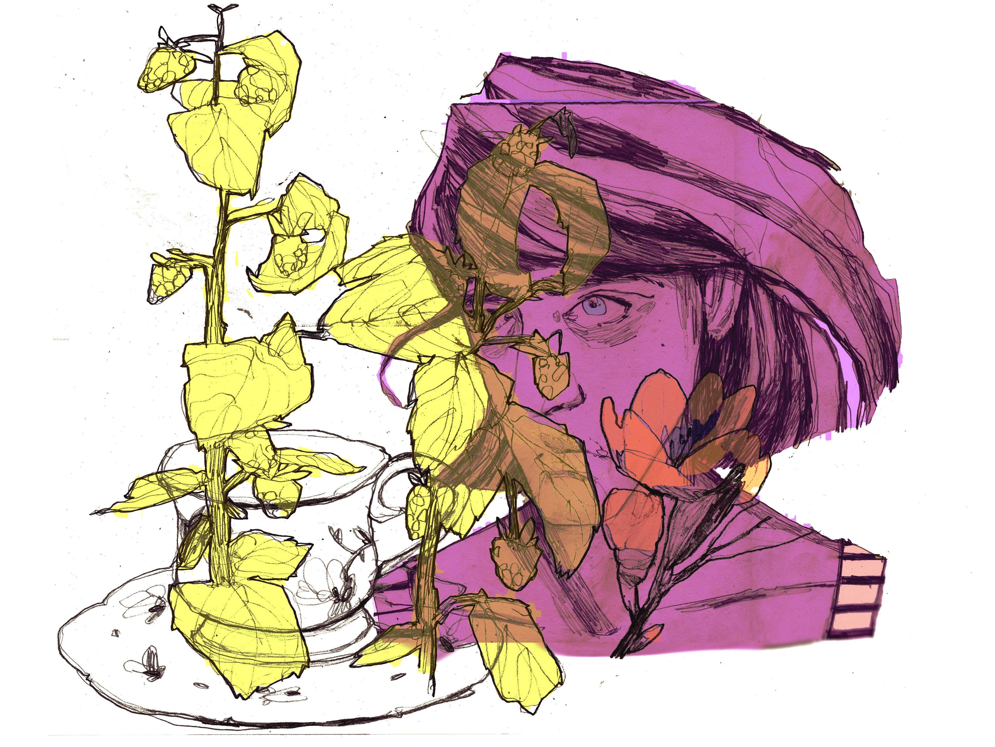 Illustratsioon: Madli Lavin