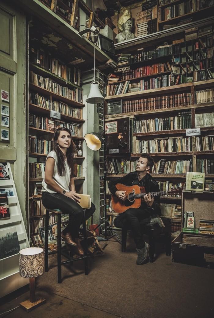 Sandra ja Jalmar Vabarna. Foto: Maris Savik
