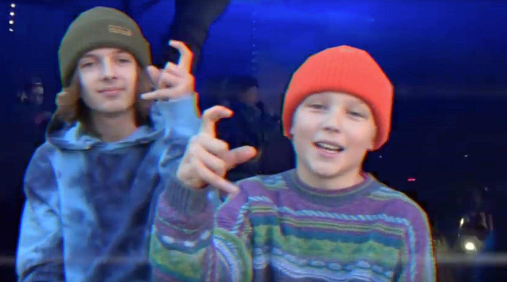 """Kaader LIL Tilli """"Getter Jaani"""" muusikavideost"""