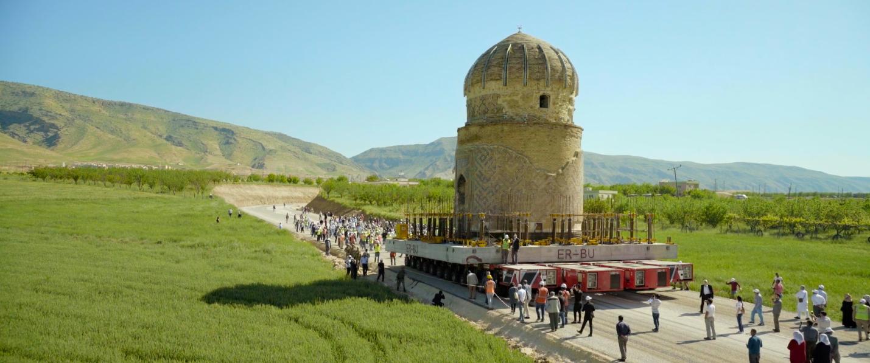 """Kaader Rûken Tekeşi filmist """"Eeterlik"""", mis filmitud Türgi Kurdistanis."""
