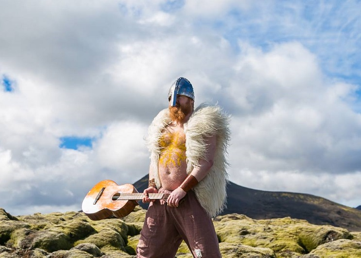 Pildil ei ole Fred Olafsson. Foto: Secret Solstice Festival