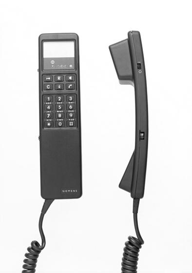1982. aastal Käo kujunduses valminud Siemensi esimene mobiiltelefon.