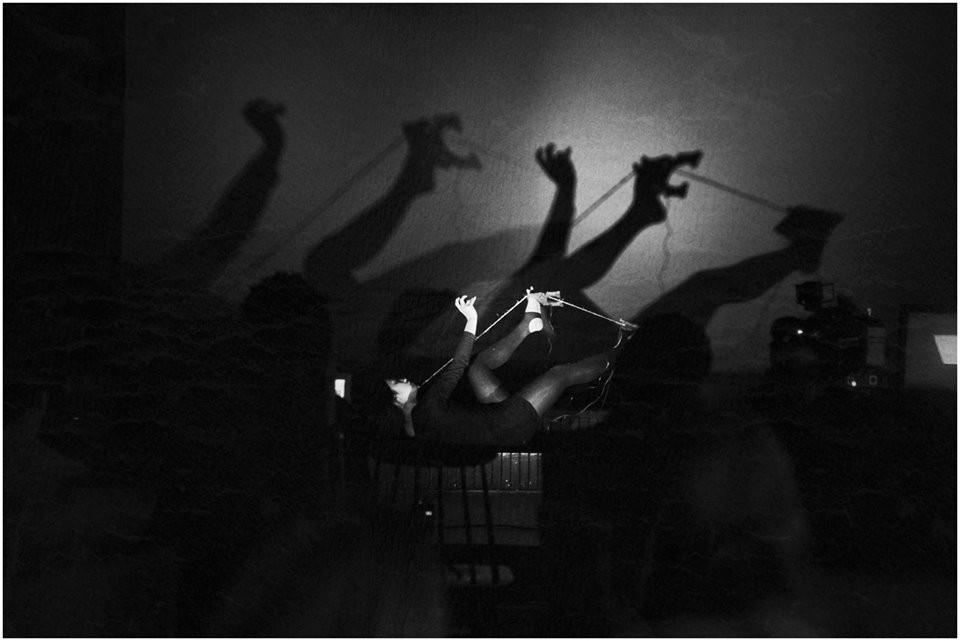 """Iniminstrument""  Wen Chin Wu. Foto: Evert Palmets (Rada7.ee)"